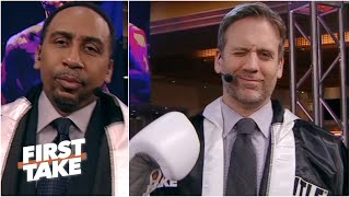 Download First Take debates Deontay Wilder vs. Tyson Fury II Video
