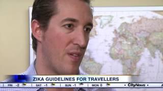 Download Video: Updated Zika virus guidelines for winter travellers Video