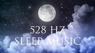 Download 8 Hour Healing Sleep Music ➤ Cleanse Your Aura | Delta waves | 528Hz LOVE frequency Video