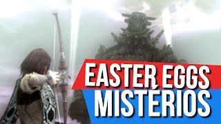Download EASTER EGGS E MISTÉRIOS - Shadow of the Colossus Video