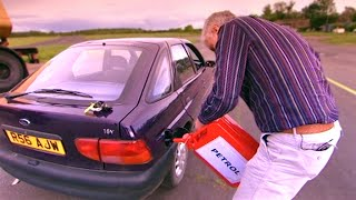 Download Putting Petrol Into A Diesel Car #TBT - Fifth Gear Video