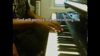 Download Turning around for me (lyrics) piano Vashawn Mitchell Video