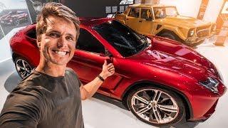 Download SIGN ME UP! The 750HP Lamborghini URUS! | VLOG² 85 Video