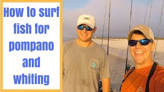 Download How to Surf Fish for Pompano and Whiting Video