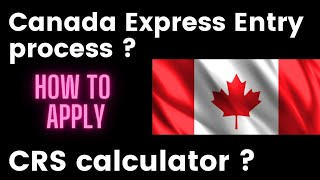Download canada PR point system easy way/express entry process/ CRS score calculator/ required documents Video