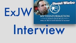 Download Interview With Former Jehovah's Witness (Me) Video