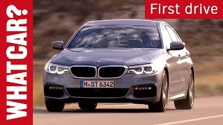 Download 2017 BMW 5 Series review | What Car? Short Video