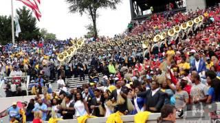 Download Southern University Marching Band Highlights vs UGA Sanford Stadium (2015) Video