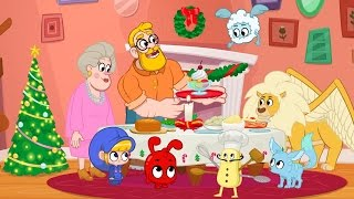 Download Magic Christmas Dinner With Morphle - Merry Christmas for Kids Video
