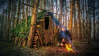 Download Primitive Technology: Wood Roof Hut Fanvideo Video
