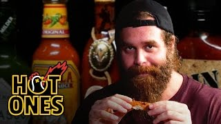 Download Harley Morenstein Has His Worst Day of 2016 Eating Spicy Wings | Hot Ones Video