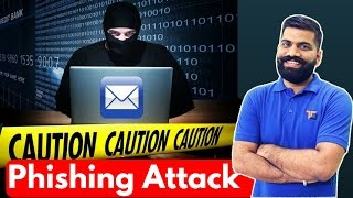 Download What is Phishing? Shocking Gmail Phishing Attack! How to Stay Safe? Video