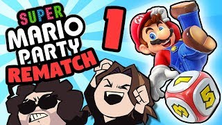 Download Super Mario Party - The REMATCH: We're The Baddies - PART 1 - Game Grumps VS Video