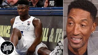 Download Zion should end his Duke season early & focus on the NBA draft - Scottie Pippen | The Jump Video