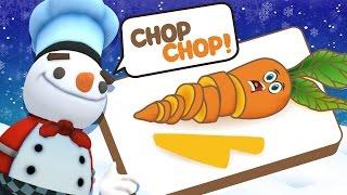 Download CUPQUAKE'S CHOPPING BLOCK! - Overcooked - Festive Seasoning DLC Video