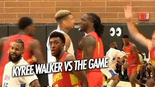 Download Kyree Walker TOO SHIFTY vs The Game + Brandon McCoy & Taurean Prince Give Birdies Revenge a Fight Video