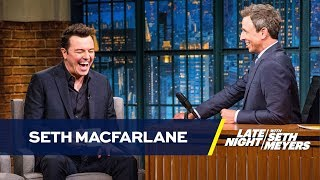 Download Seth Meyers Explains to Seth MacFarlane Why People Resent Him Video