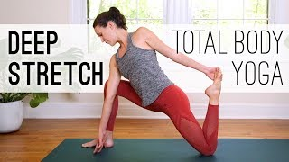 Download Total Body Yoga - Deep Stretch | Yoga With Adriene Video