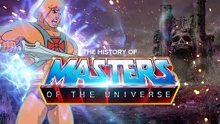 Download The History of He Man and the Masters of the Universe Video
