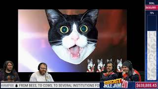 Download Yogscast watch Tom's ″Jingle Cats″ contribution (feat. AHHHHH) - Jingle Jam 2017 Video