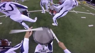 Download Bluecoats 2016 victory run snare cam - Down Side Up - Matt Allen Video