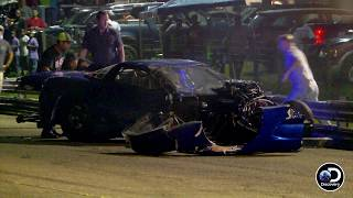 Download This Brutal Crash Is Exactly Why This Racer Was Pulled Of The List In The First Place Video