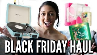 Download BLACK FRIDAY HAUL 2016 Video