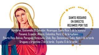 Download Santo Rosario en directo 23 de septiembre 2019. REZAMOS POR URUGUAY Video