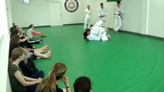 Download Women's self-defense and combatives demo Video