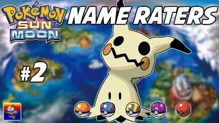 Download This is What EVERYONE Nicknames Their Mimikyu! Name Raters Pokemon Sun and Moon #2 Video