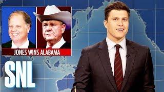 Download Weekend Update on Doug Jones Defeating Roy Moore - SNL Video