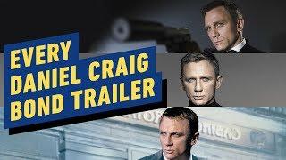 Download Every Daniel Craig Bond Trailer Video