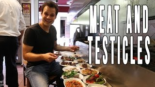 Download Enter Meat Heaven + Juicy Testicles | Tasty Turkish Food Video