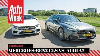 Download Audi A7 vs. Mercedes-Benz CLS - AutoWeek dubbeltest - English subtitles Video