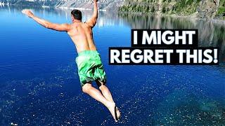 Download Crater Lake National Park - The Full Adventure (Vlog/Park #17) Video