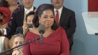 Download Oprah Winfrey Harvard Commencement speech | Harvard Commencement 2013 Video