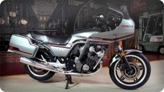 Download 1981 Honda CBX - Jay Leno's Garage Video