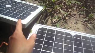 Download Năng lượng mặt trời-Phần 12-Bơm nước bằng năng lượng mặt trời - Solar pump system handmade Video