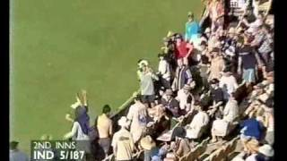 Download VVS Laxman 167 vs Australia CLASSIC 'BEST ONE ON YOUTUBE' 3rd test 1999/00 Video