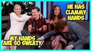 Download Avengers Infinity War Cast Funny Moments 2018 - Family Feud Video