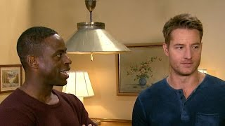 Download Behind the Scenes of 'This Is Us' With Justin Hartley and Sterling K. Brown Video