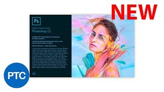 Download Photoshop CC 2018 Tutorials - What's NEW in Adobe Photoshop CC 2018 Video