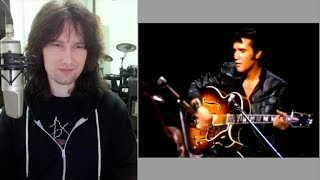 Download British guitarist analyses Elvis Presley's guitar playing. Could he play? Video