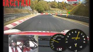 Download Sabine Schmitz Nürburgring Hot Lap GT3RS - 4/25/2014 Video