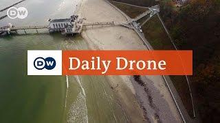 Download #DailyDrone: Seebrücke Sellin Video