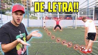 Download SÓ VALE GOL DE LETRA!! (será que alguém conseguiu?! ) Video
