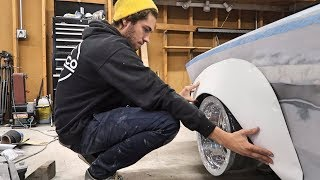 Download Wheel Reveal & Test Fit | Bosozoku Cressida Video