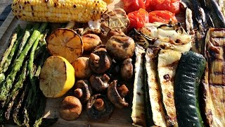 Download Grilled Vegetables the Easy Way | BBQ Veggies Recipe Video