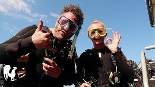 Download Burnie Vlog: Scuba Diving at the Great Barrier Reef | Rooster Teeth Video