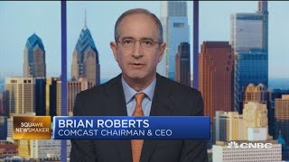 Download Watch CNBC's full interview with Comcast CEO Brian Roberts Video